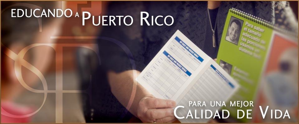 SPED: Educando a Puerto Rico para una mejor Calidad de Vida.